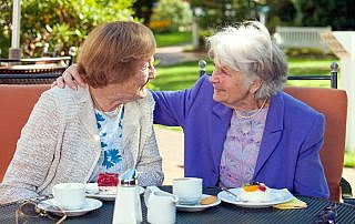 Senior Care in Lewisville TX: Healthy Relationships Can Equal a Healthier Brain for Your Aging Adult