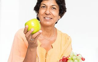 Fruit as part of a healthy Home Care diet